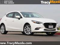 Clean CARFAX. Certified. Snowflake White Pearl Mica