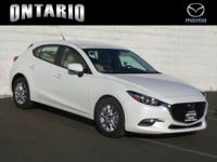Scores 37 Highway MPG and 28 City MPG! This Mazda
