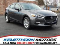 In the world of compact cars the Mazda3 is the true