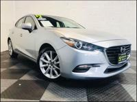 You're going to love our 2017 Mazda3 Hatchback Touring