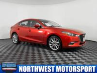 Clean Carfax One Owner Sedan with Push to Start