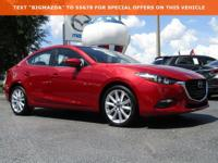 New Price! CARFAX One-Owner. Clean CARFAX.2017 Mazda