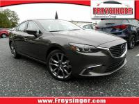 Options:  4-Cyl Skyactiv-G 2.5L|Abs (4-Wheel)|Air Bags