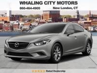 2017 Mazda Mazda6 Sport 35/26 Highway/City MPGCALL OUR