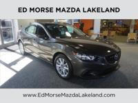 ED MORSE MAZDA LAKELAND is excited to offer this 2017