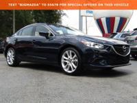 New Price! Clean CARFAX.2017 Mazda Mazda6 Touring