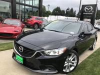 ONE OWNER PERFECT CARFAX ! MAZDA CERTIFICATION INCLUDES