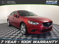2017 Mazda Mazda6 COVERED BY OUR NATIONWIDE & UNLIMITED