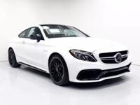 Check out this gently-used 2017 Mercedes-Benz C-Class