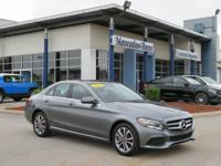 Selenite Gray Metallic 2017 Mercedes-Benz C-Class C 300