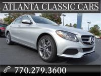 Options:  2017 Mercedes C-Class C300|This Vehicle Won't