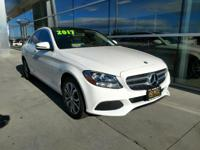 Less than 13k Miles!! This pampered 2017 Mercedes-Benz