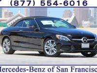 Obsidian 2017 Mercedes-Benz C-Class C300 RWD 9-Speed
