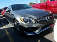 **SPORT PACKAGE, UPGRADED 19 INCH AMG WHEELS, **PREMIUM
