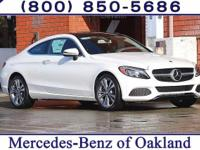 2017 Mercedes-Benz C-Class C300 30/23 Highway/City