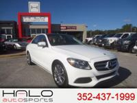 2017 MERCEDES C300 SPORT SEDAN - LOADED WITH OPTIONS