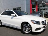 C 300 CARFAX One-Owner. Clean CARFAX. RWD 7G-TRONIC