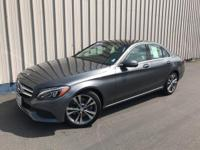 ~~ 2017 Mercedes-Benz C-Class C 300 ~~ CARFAX: 1-Owner,