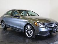 THIS C-CLASS IS CERTIFIED! CARFAX ONE OWNER! TIRES