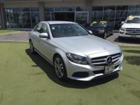This 2017 Mercedes-Benz C-Class C 300 is proudly
