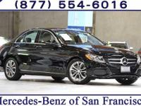 CarFax One Owner - Certified - Black 2017 Mercedes-Benz