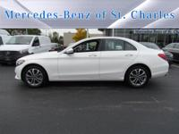 Options:  2017 Mercedes C-Class C 300 Luxury 4Matic|Awd