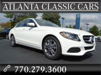 Options:  2017 Mercedes C-Class C300|Check Out This