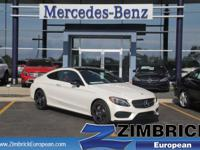 Options:  2017 Mercedes C-Class C300 4Matic Coupe|4