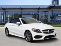 CARFAX 1-Owner, Mercedes-Benz Certified, Excellent