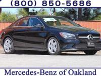 2017 Mercedes-Benz CLA CLA250 32/23 Highway/City MPG
