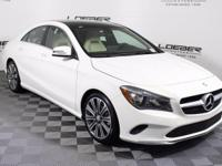 Clean CARFAX. 2017 Mercedes-Benz CLA CLA250 4MATIC