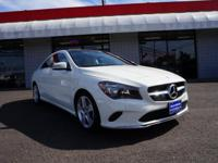 2017 Mercedes-Benz CLA CLA250 White New Price! 24/36mpg