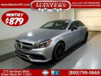 This Amazing Grey (Magno Alanit Grey) Mercedes-Benz CLS