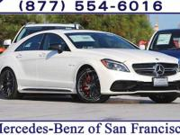 2017 Mercedes-Benz CLS AMG CLS 63 S 4MATIC®