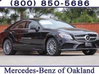 2017 Mercedes-Benz CLS 550 26/18 Highway/City MPG