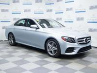 This 2017 Mercedes-Benz E-Class E 300 Sport is offered