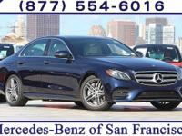 2017 Mercedes-Benz E-Class E300 RWD 9-Speed Automatic