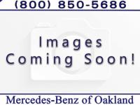 2017 E-Class E300 Mercedes-Benz Clean CARFAX. Iridium