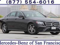 2017 Mercedes-Benz E-Class RWD 9-Speed Automatic