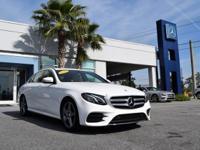 CARFAX 1-Owner, Mercedes-Benz Certified. Nav System,
