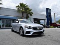 CARFAX 1-Owner, Mercedes-Benz Certified. Sunroof,