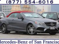 Grey 2017 Mercedes-Benz E-Class E 400 RWD 7-Speed