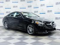 This 2017 Mercedes-Benz E-Class E400 is offered to you