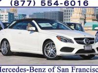 2017 Mercedes-Benz E-Class E 550 RWD 7-Speed Automatic
