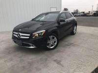 This outstanding example of a 2017 Mercedes-Benz GLA