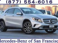 2017 Mercedes-Benz GLA GLA 250 4MATIC®