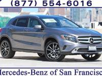 Gray Metallic 2017 Mercedes-Benz GLA GLA 250