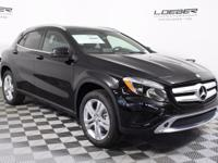 MERCEDES CERTIFIED WITH VERY LOW MILES. 2017 GLA250