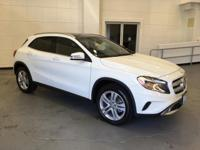 This 2017 Mercedes-Benz GLA GLA 250 is proudly offered