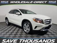 2017 Mercedes-Benz GLA - SAVE THOUSANDS with SPORT AUTO